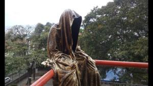 trio biennial  sculpture 3d parque das ruinas rio de janeiro guardians of time sculpture art arte manfred kili kielnhofer