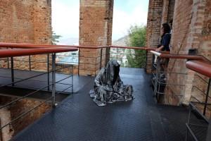 trio biennial  sculpture 3d parque das ruinas rio de janeiro guardians of time sculpture installation art arts design manfred kili kielnhofer