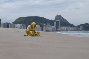 trio biennial  sculpture 3d rio de janeiro opacabana guardians of time sculpture art arts design manfred kili kielnhofer