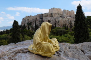 documenta kassel athens-acropolis-guardians-of-time-manfred-kili-kielnhofer-stone-marble-plastic-statue-sculpture-modern-art-fine-arts-arte-gallery-museum-show-8380