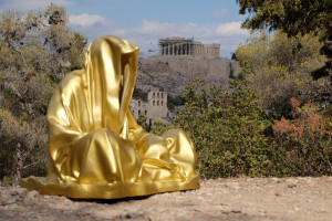 documenta kassel athens-acropolis-guardians-of-time-manfred-kili-kielnhofer-stone-marble-plastic-statue-sculpture-modern-art-fine-arts-arte-gallery-museum-show-8421